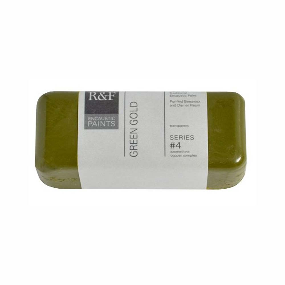 R&F Encaustic 104Ml Green Gold