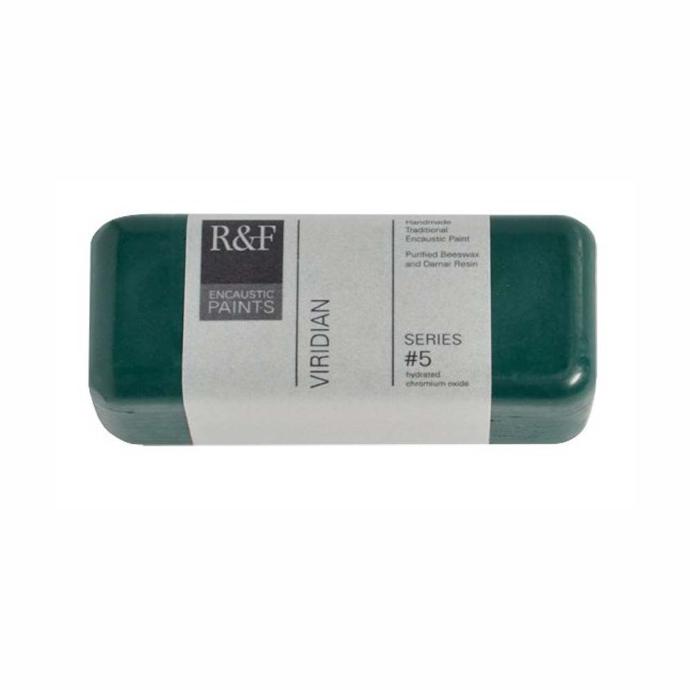 R&F Encaustic 104Ml Viridian