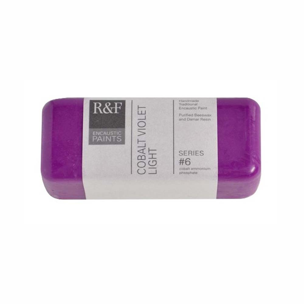 R&F Encaustic 104Ml Cobalt Violet Light
