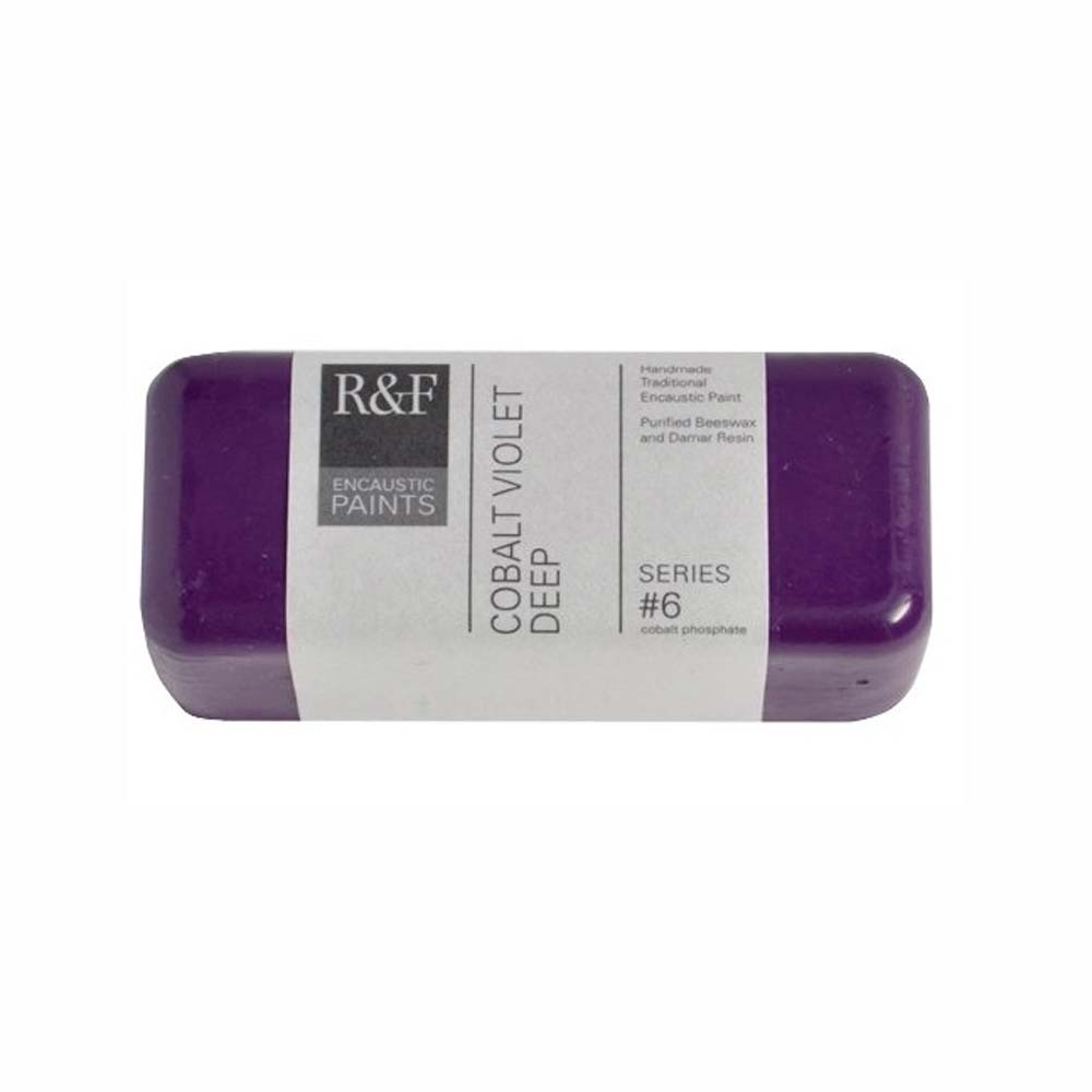 R&F Encaustic 104Ml Cobalt Violet Deep