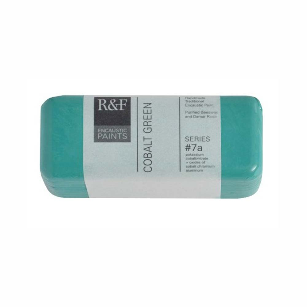 R&F Encaustic 104Ml Cobalt Green