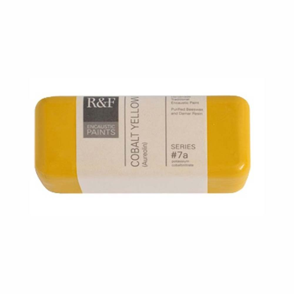 R&F Encaustic 104Ml Cobalt Yellow