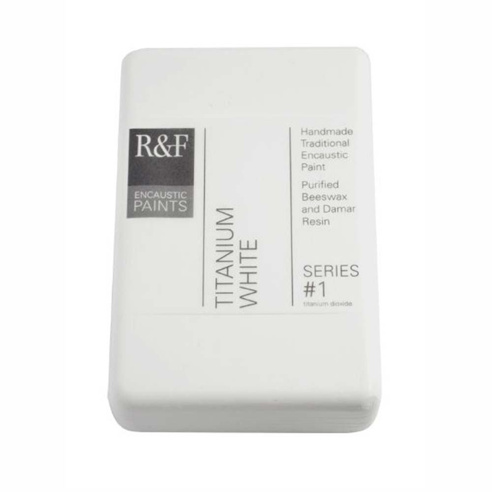R&F Encaustic 333Ml Titanium White