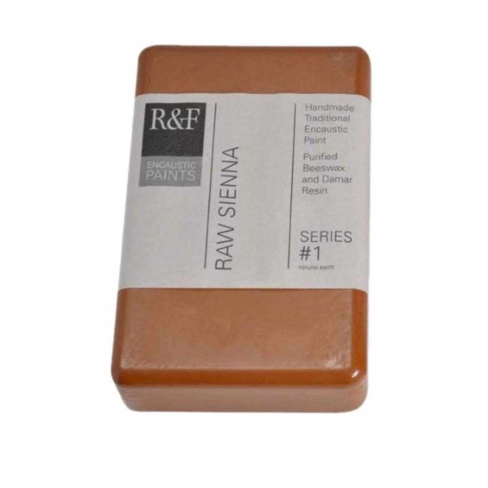 R&F Encaustic 333Ml Raw Sienna