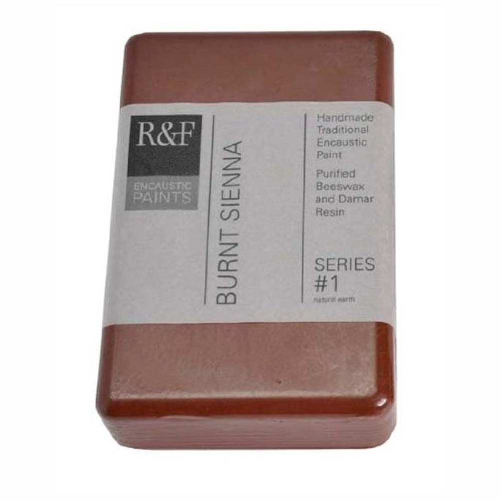 R&F Encaustic 333Ml Burnt Sienna