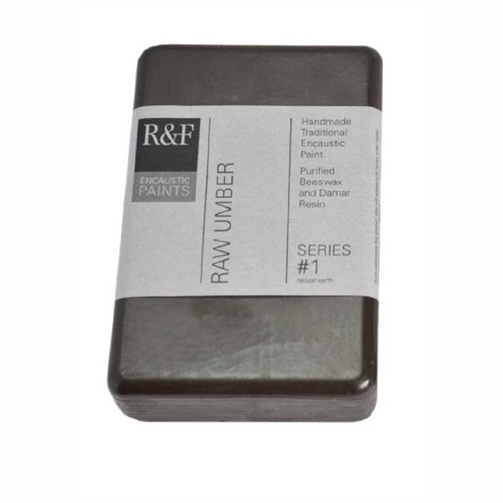 R&F Encaustic 333Ml Raw Umber
