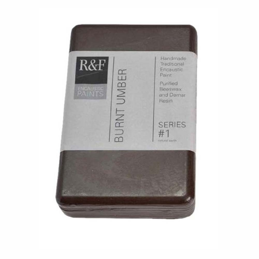 R&F Encaustic 333Ml Burnt Umber