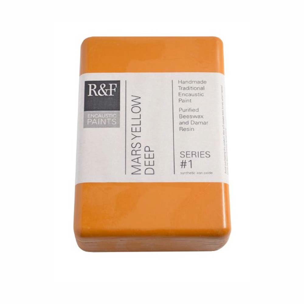 R&F Encaustic 333Ml Mars Yellow Deep