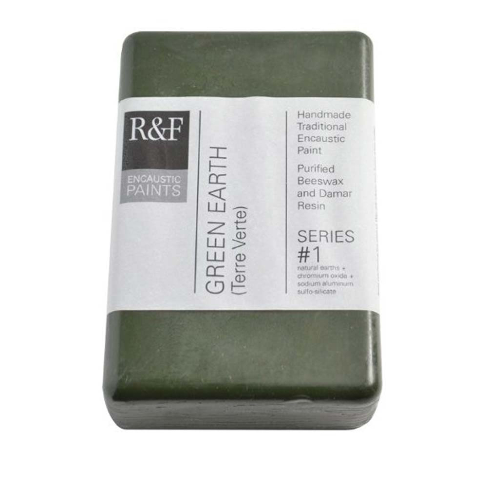 R&F Encaustic 333Ml Green Earth