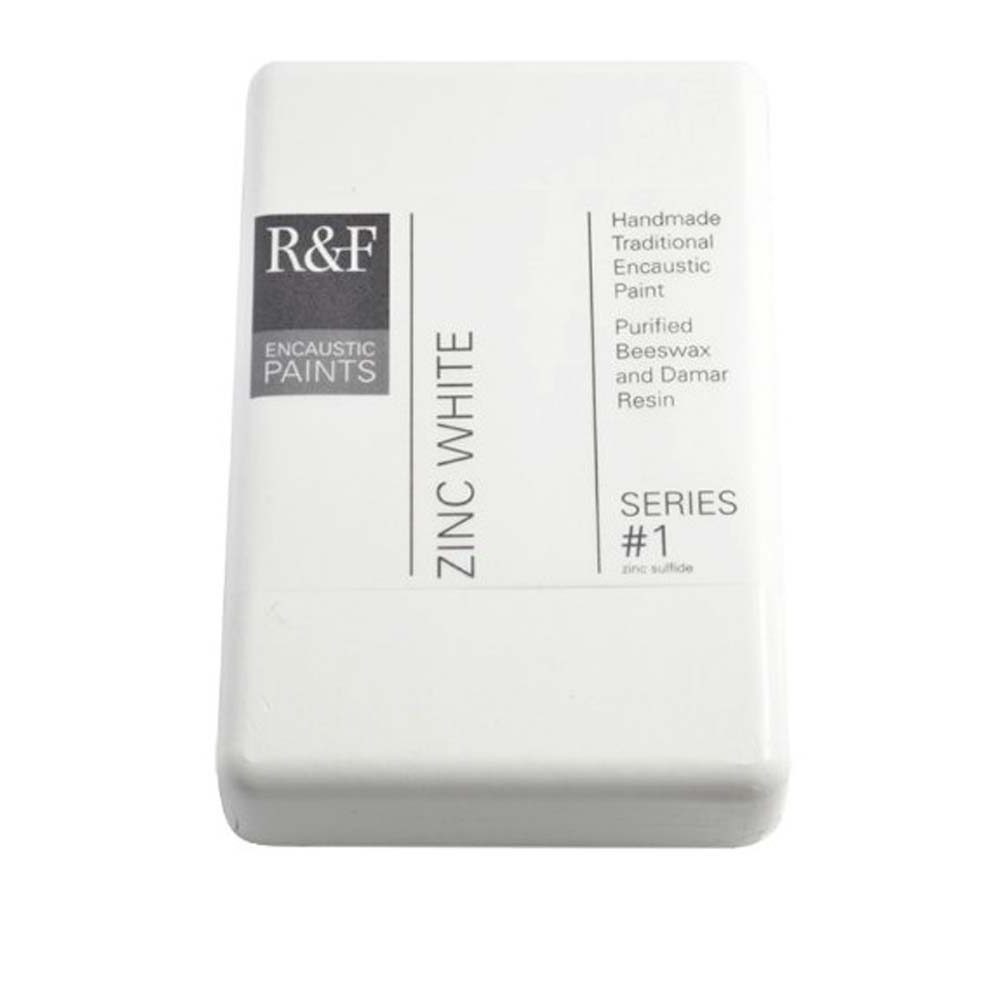 R&F Encaustic 333Ml Zinc White