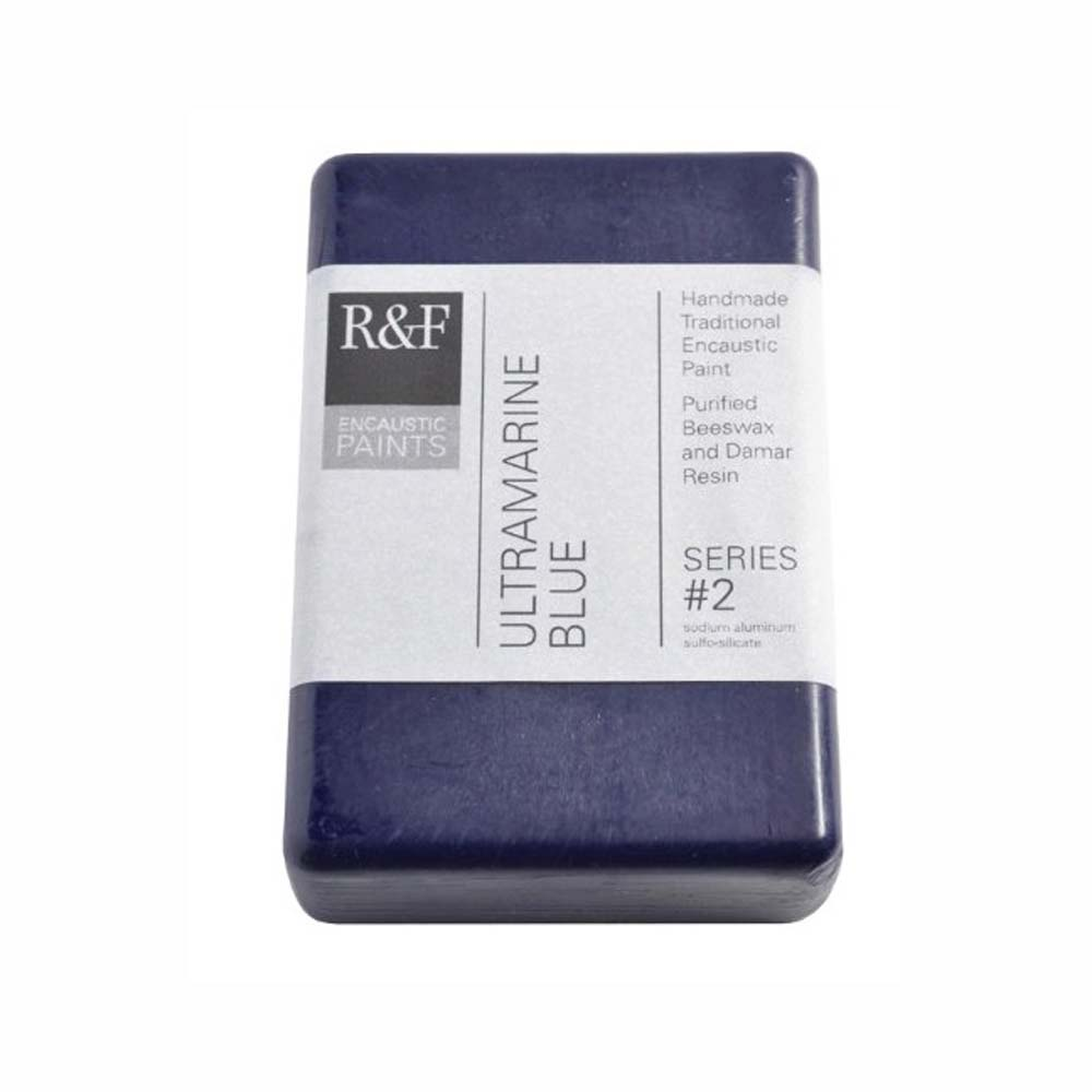 R&F Encaustic 333Ml Ultramarine Blue