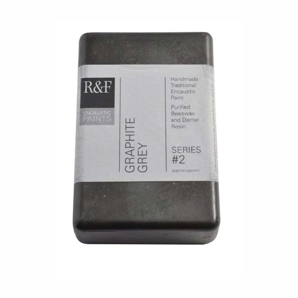 R&F Encaustic 333Ml Graphite Grey