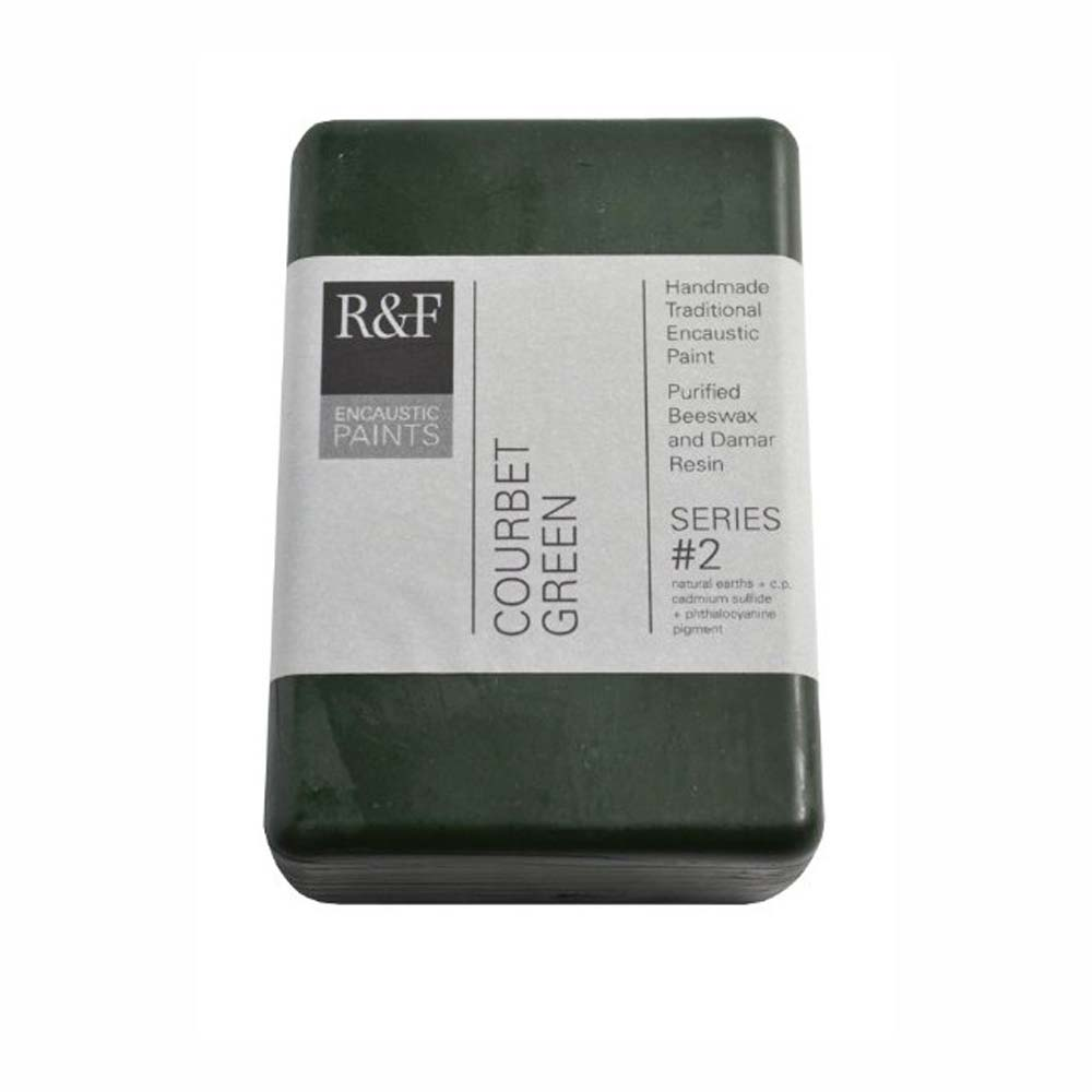 R&F Encaustic 333Ml Courbet Green