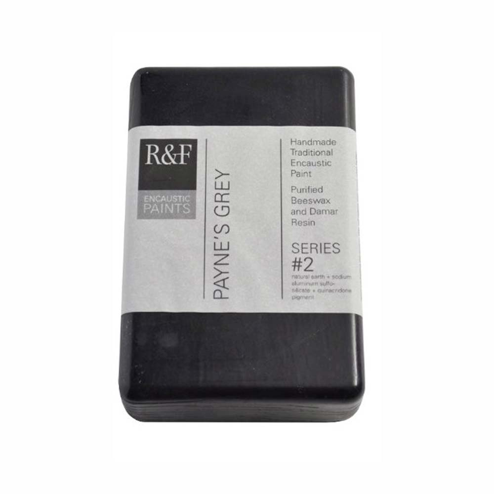 R&F Encaustic 333Ml Payne's Grey