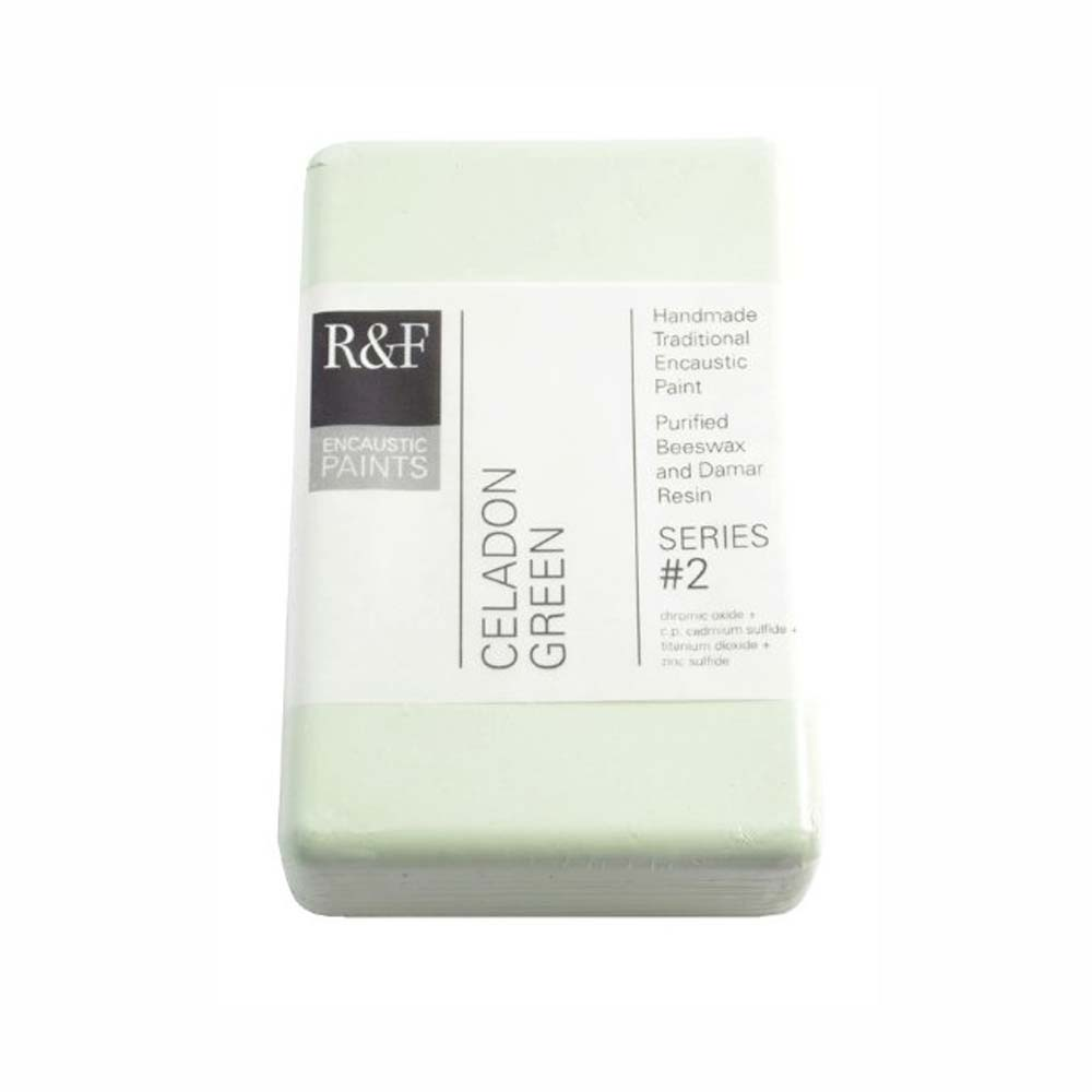 R&F Encaustic 333Ml Celadon Green