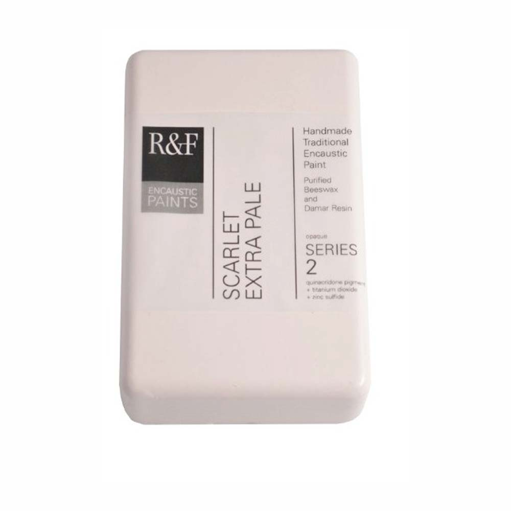 R&F Encaustic 333Ml Scarlet Extra Pale