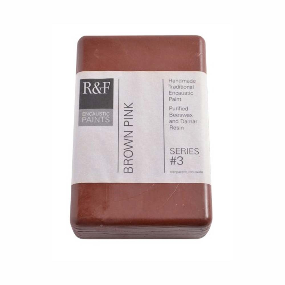 R&F Encaustic 333Ml Brown Pink