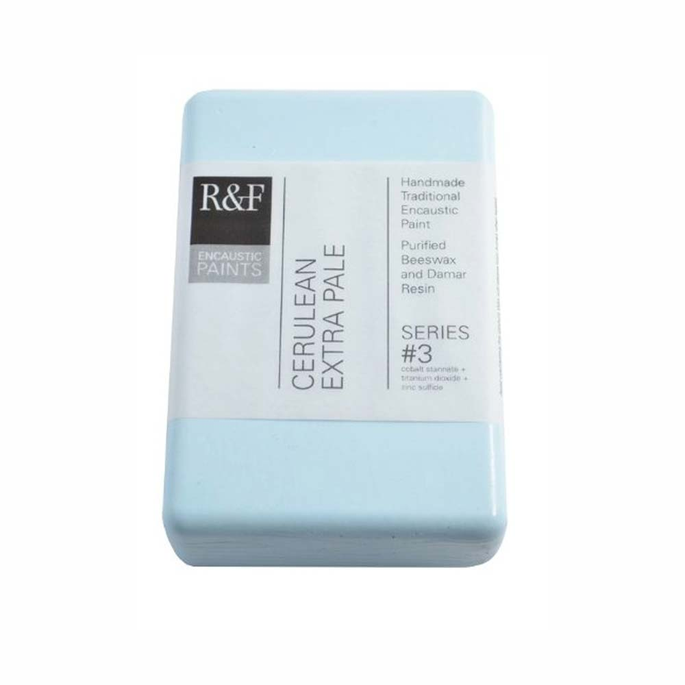 R&F Encaustic 333Ml Cerulean Extra Pale