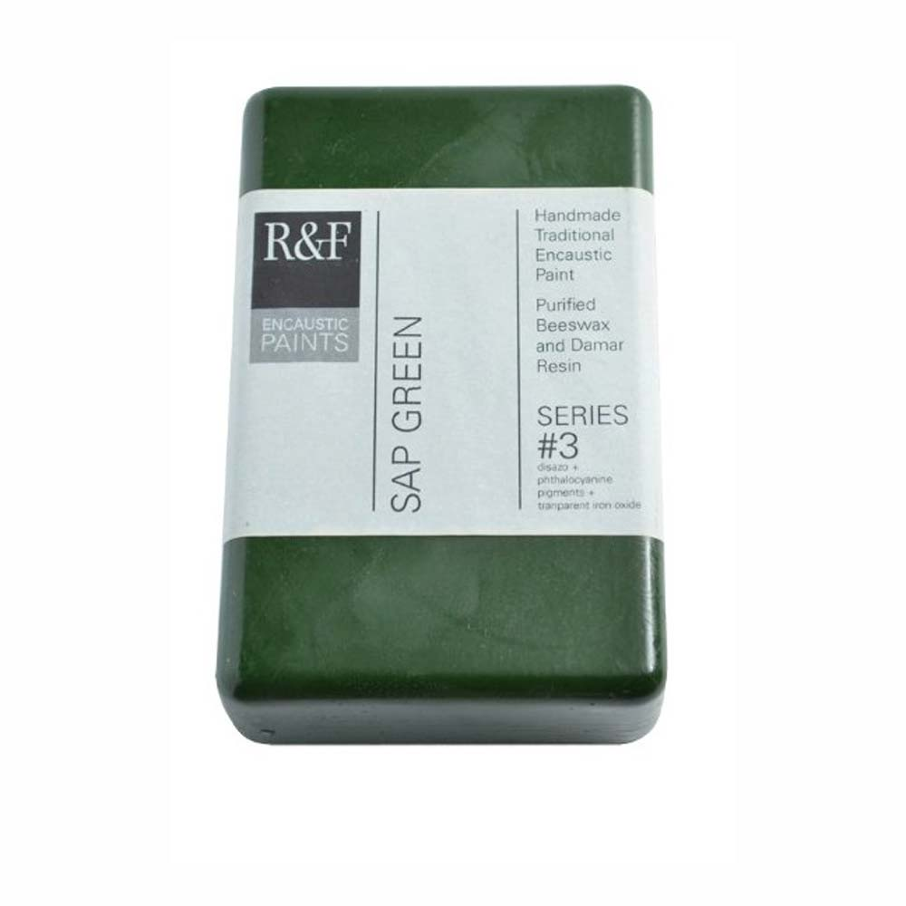 R&F Encaustic 333Ml Sap Green