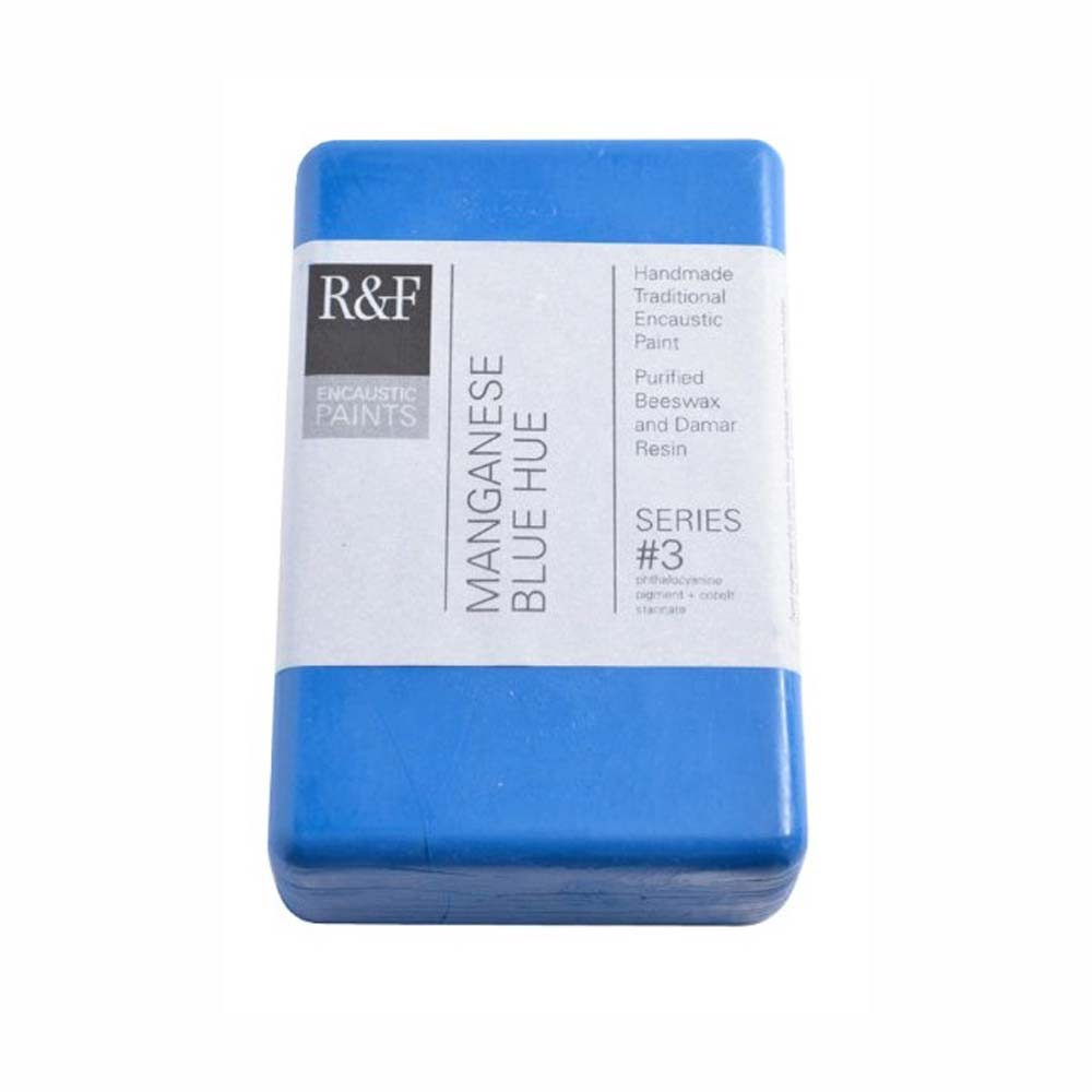 R&F Encaustic 333Ml Manganese Blue Hue