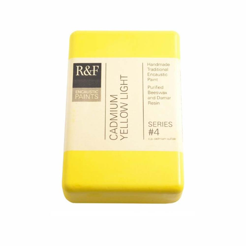 R&F Encaustic 333Ml Cadmium Yellow Light