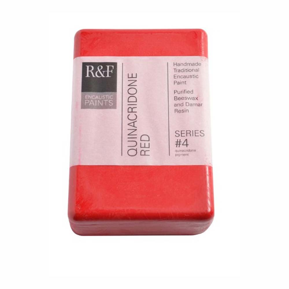 R&F Encaustic 333Ml Quinacridone Red