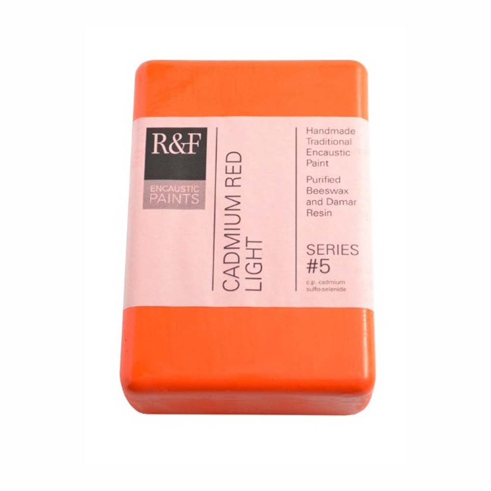R&F Encaustic 333Ml Cadmium Red Light