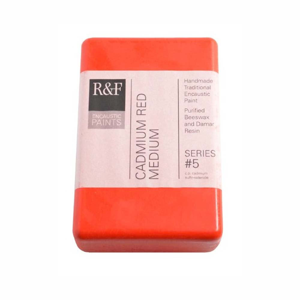 R&F Encaustic 333Ml Cadmium Red Medium