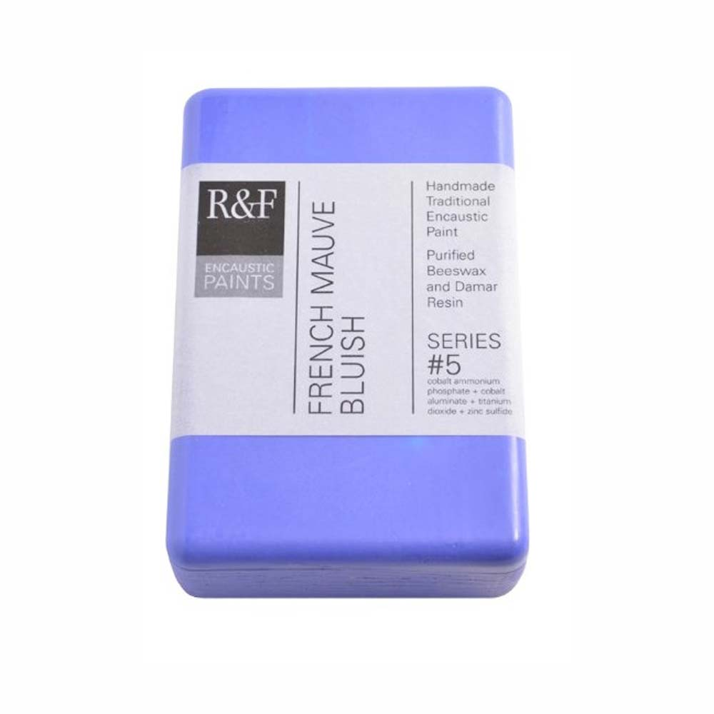 R&F Encaustic 333Ml French Mauve Bluish