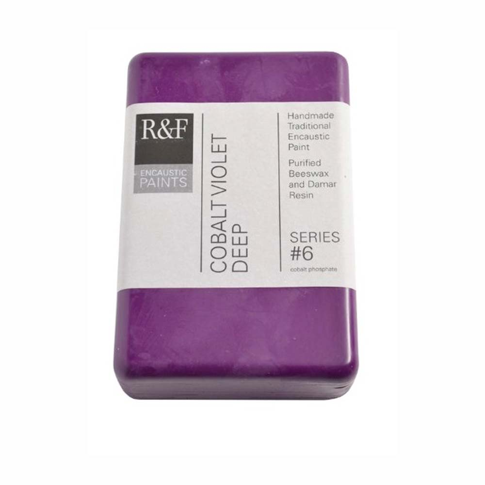 R&F Encaustic 333Ml Cobalt Violet Deep