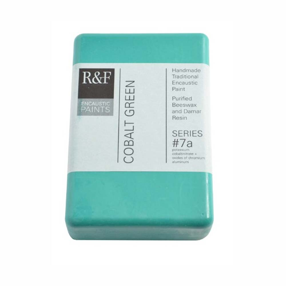 R&F Encaustic 333Ml Cobalt Green Light