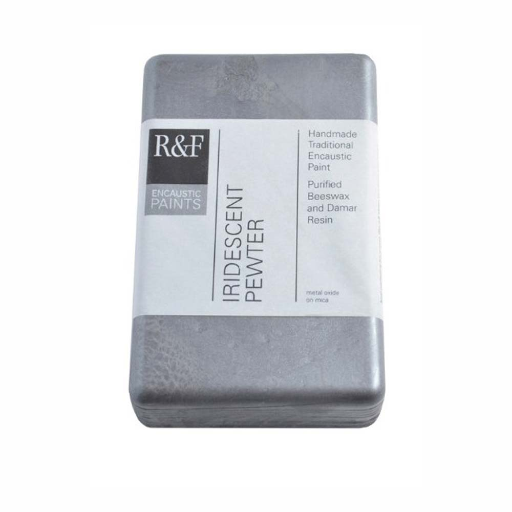 R&F Encaustic 333Ml Iridescent Pewter