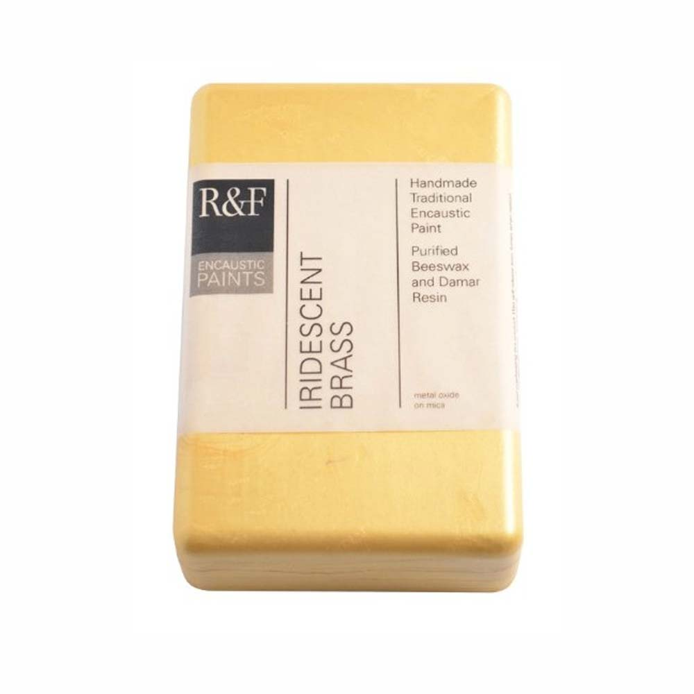 R&F Encaustic 333Ml Iridescent Brass