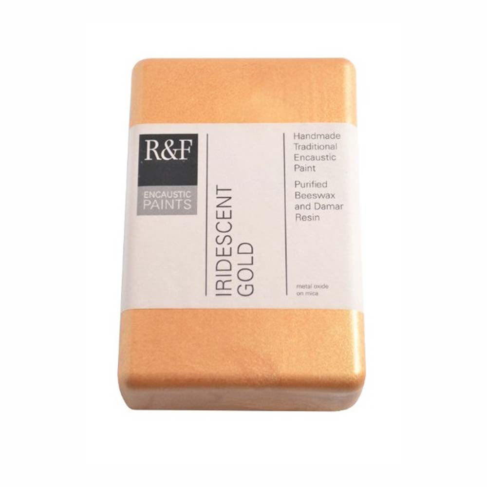 R&F Encaustic 333Ml Iridescent Gold