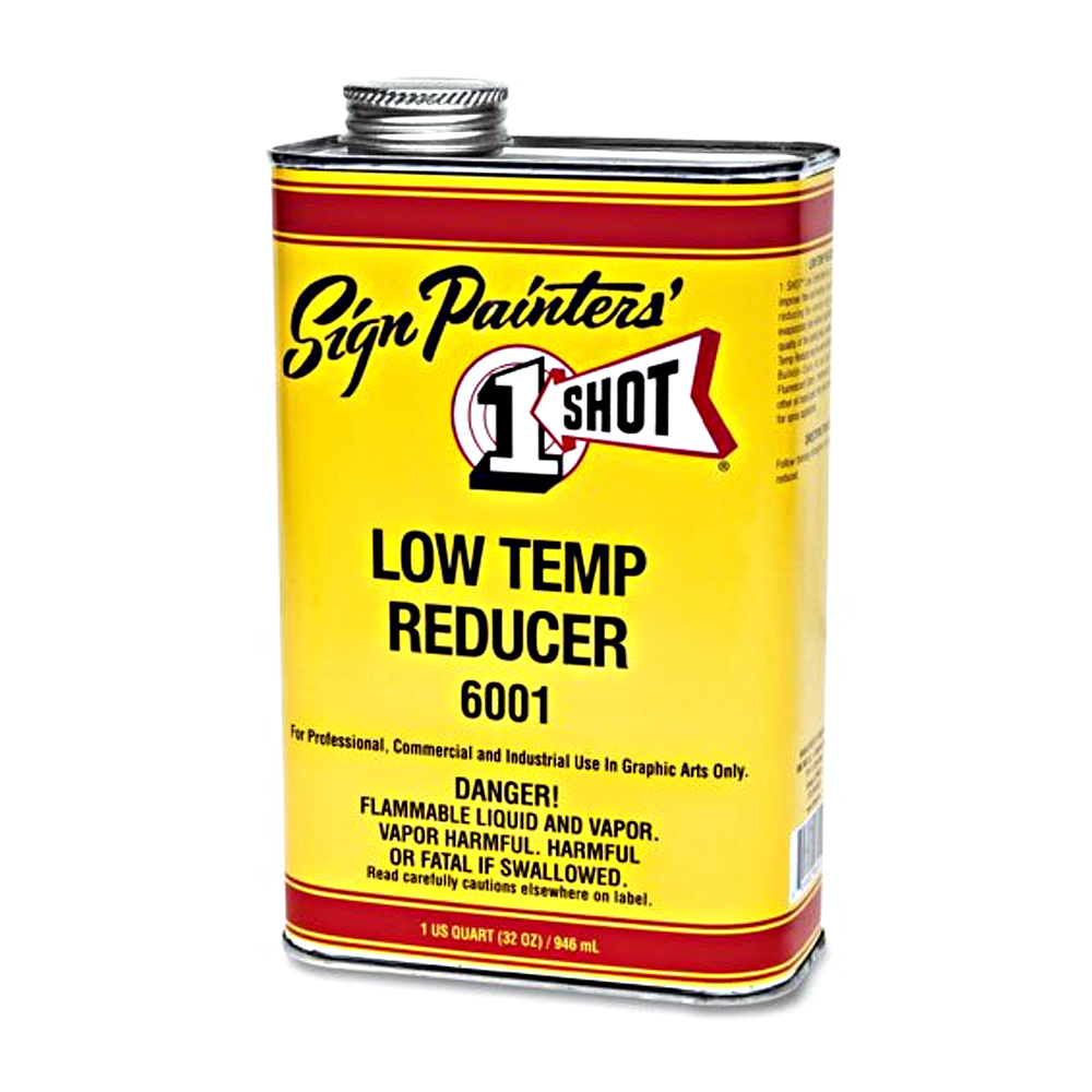 1-Shot 6001 Low Temp Reducer Quart