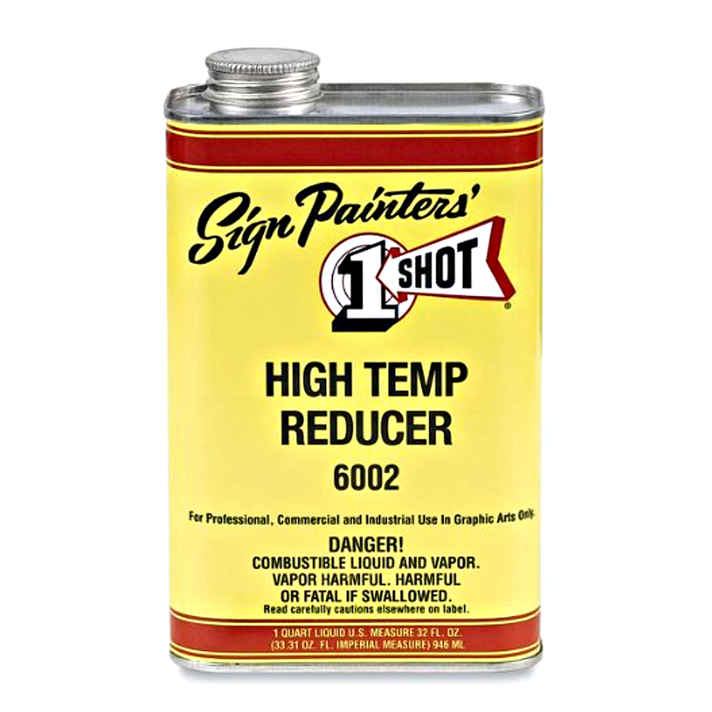 1 Shot 6002 High Temp Reducer Quart