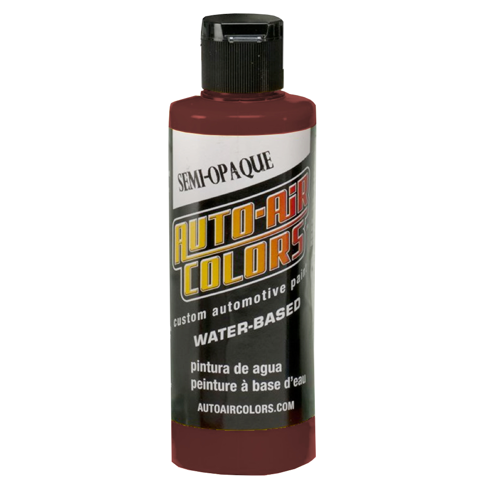 Autoair 4 Oz Semi-Opaque Dark Brown