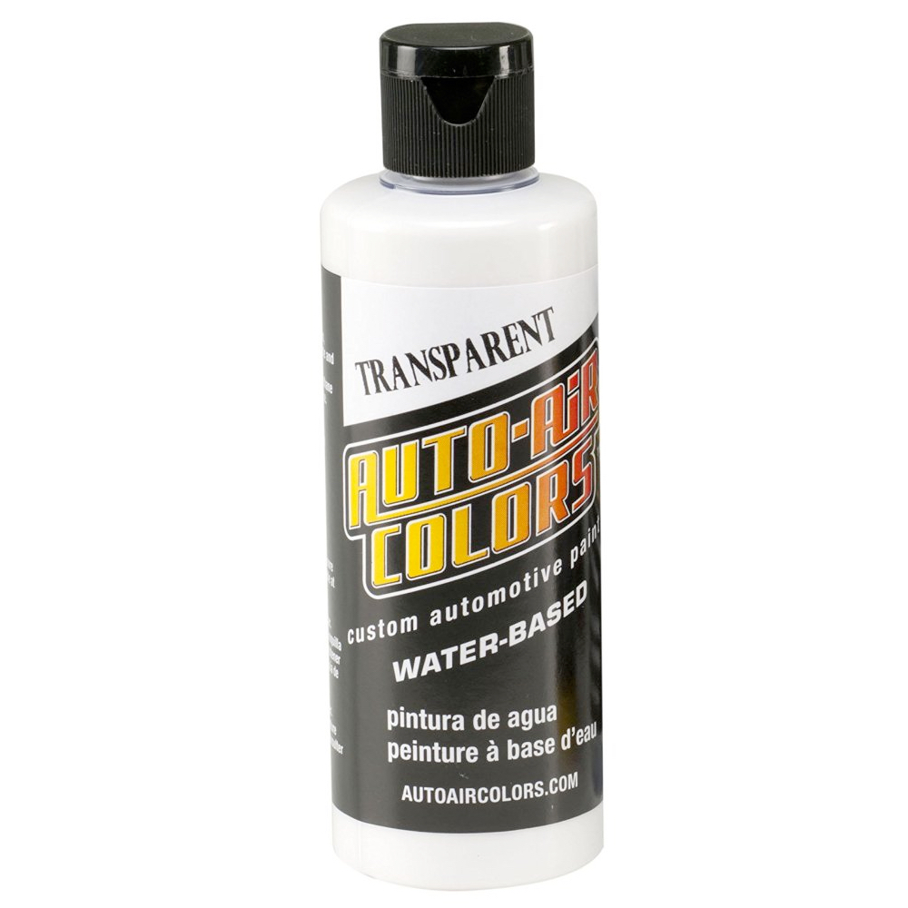 Autoair 4 Oz Transparent White