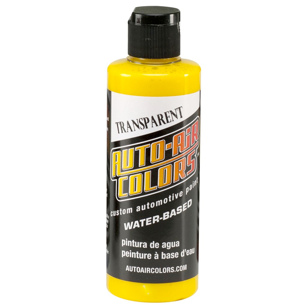 Autoair 4 Oz Transparent Yellow