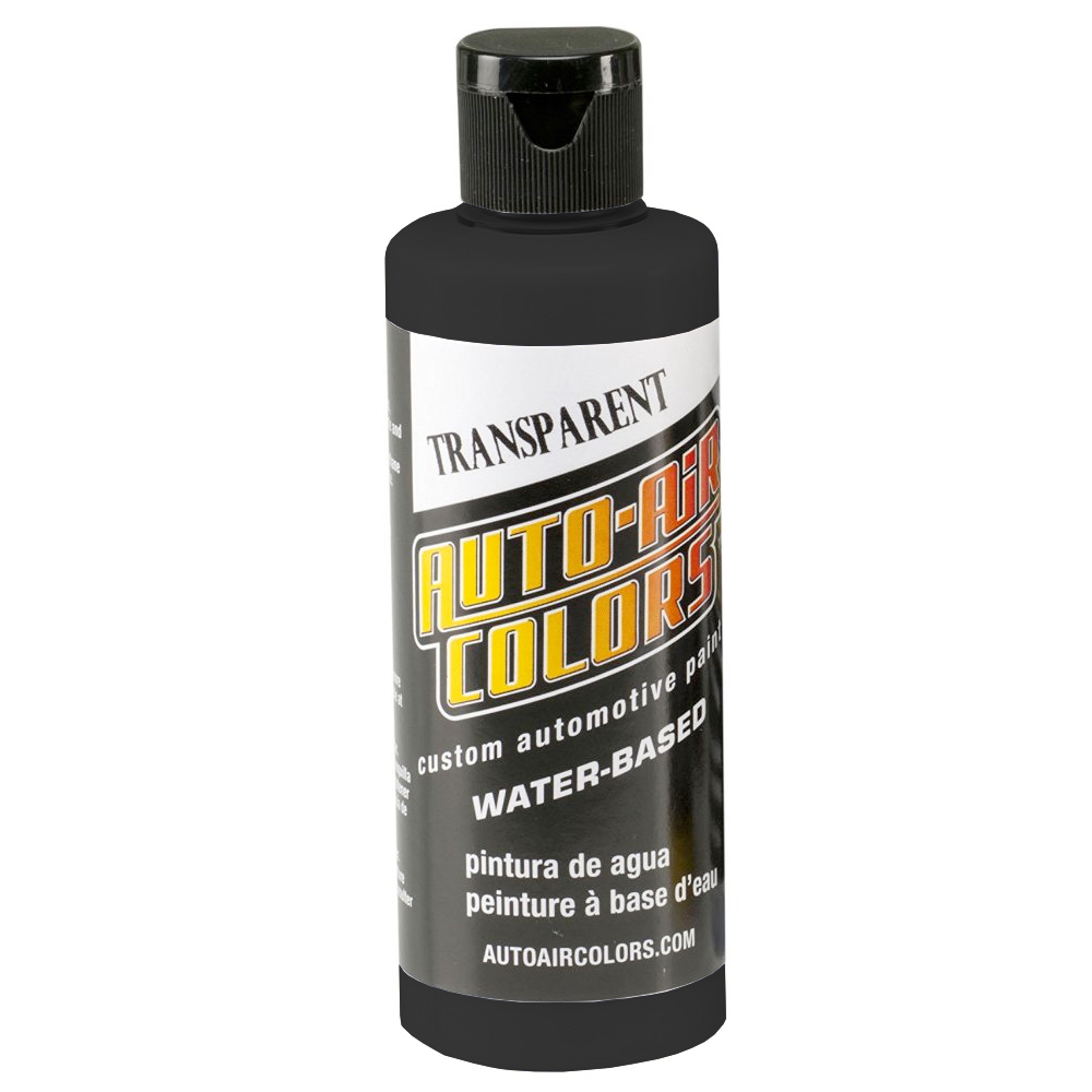 Autoair 4 Oz Transparent Black