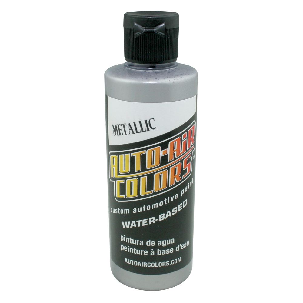 Autoair 4 Oz Metallic Silver