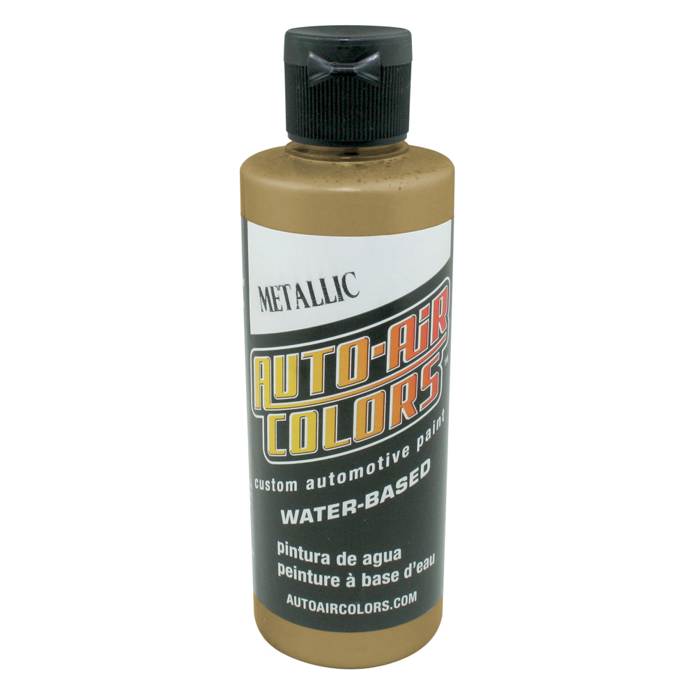 Autoair 4 Oz Metallic Gold
