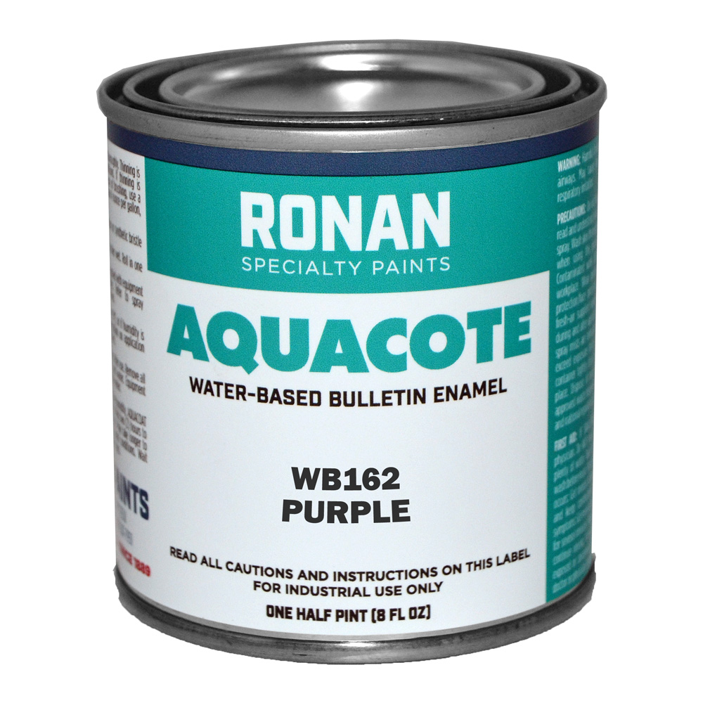 Ronan Aquacote Enamel 8 Oz Purple