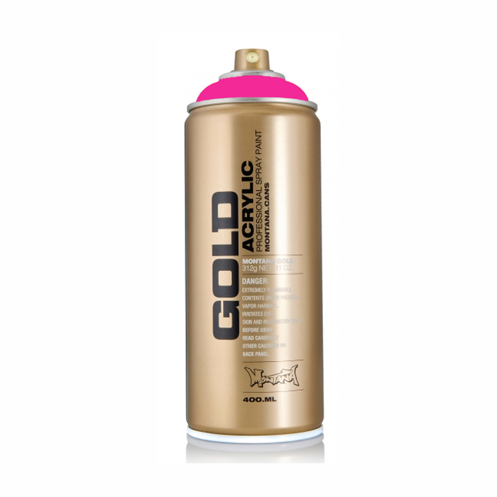 Montana Gold Acrylic Gleaming Pink
