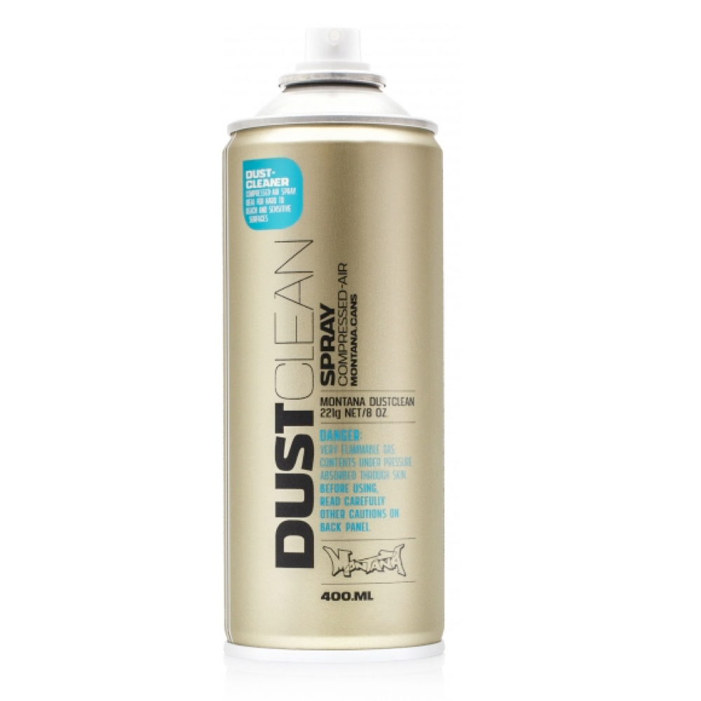 Montana Gold Tech Spray Dust Clean
