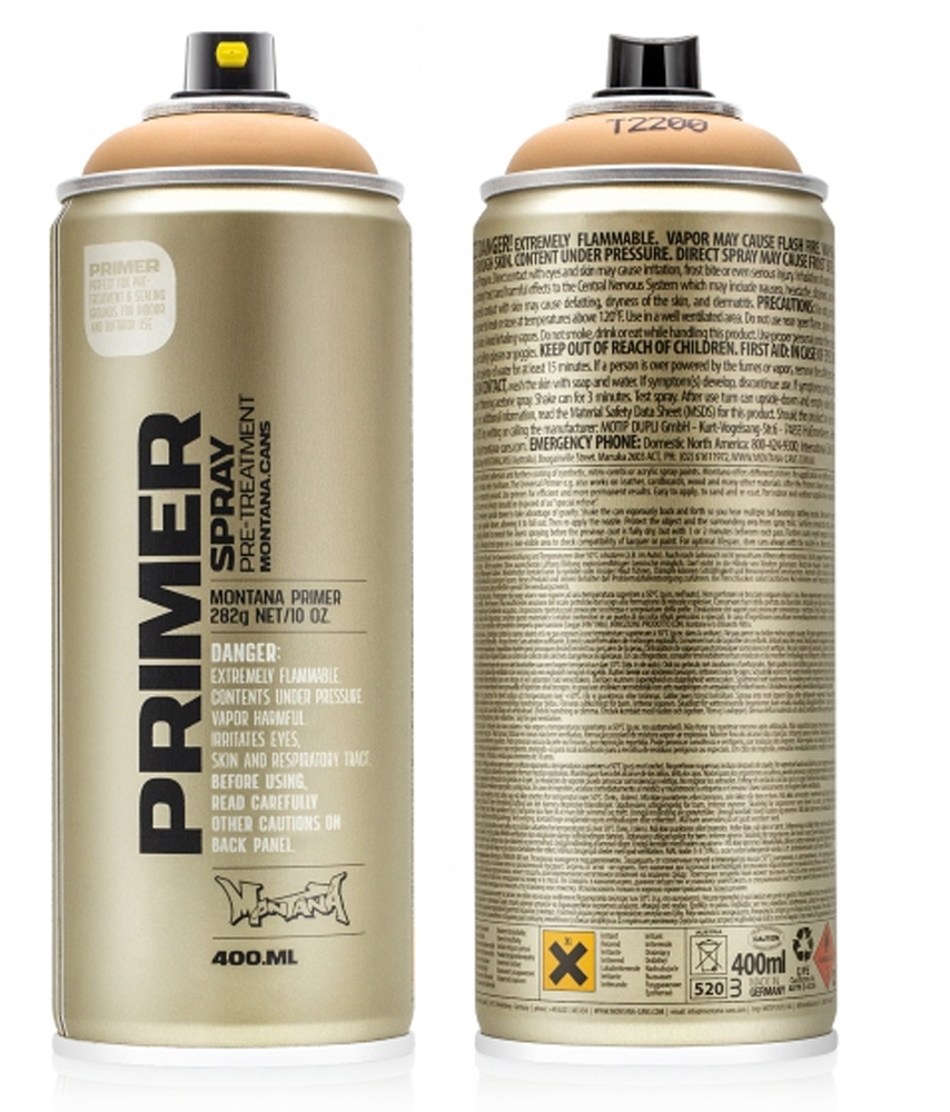 Montana Gold Tech Spray Primer Metal