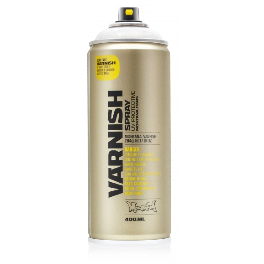 Montana Gold Tech Spray Varnish Gloss
