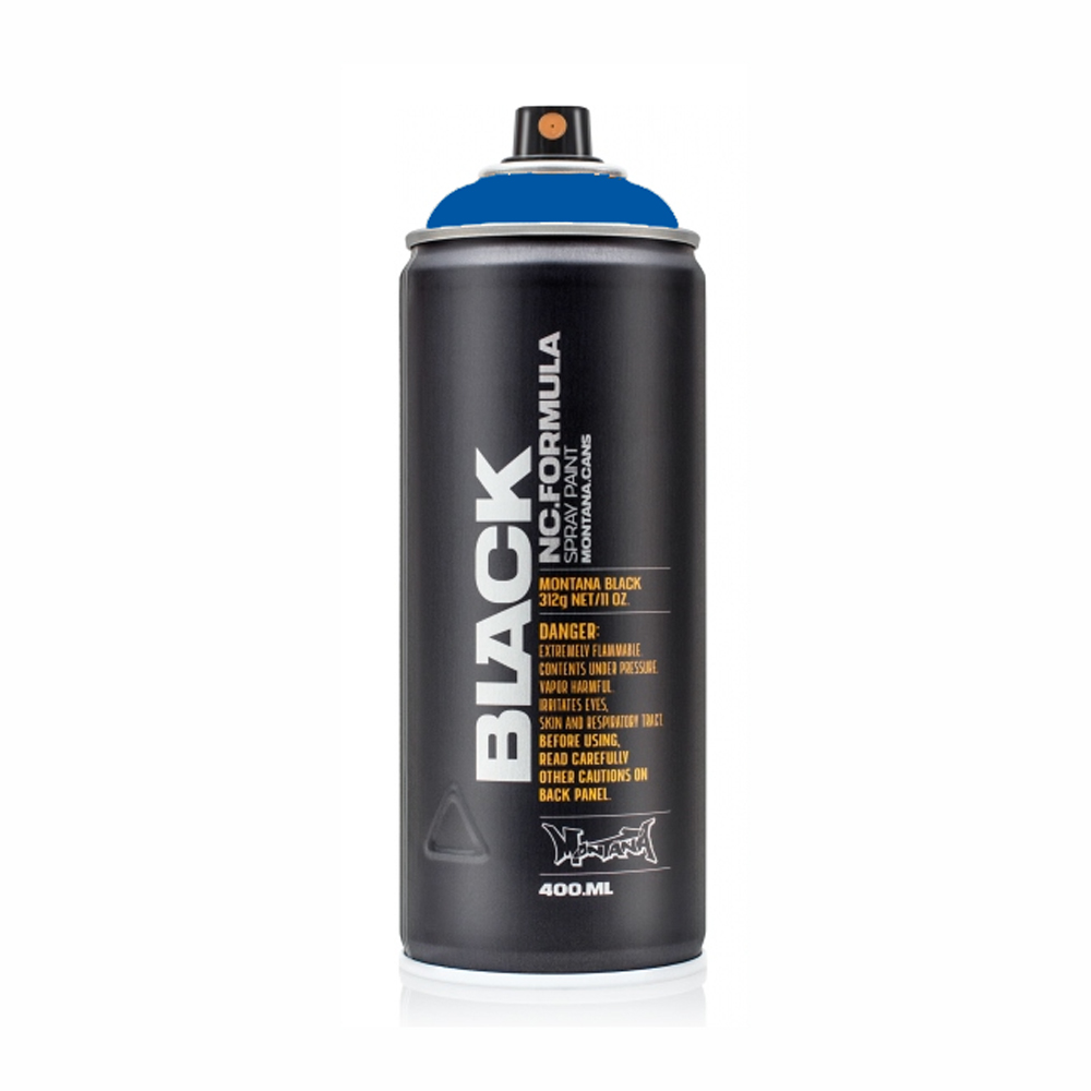 Montana Black 400Ml Knock Out Blue