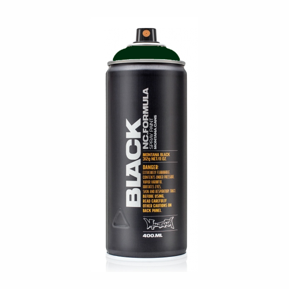 Montana Black 400Ml Tag Green