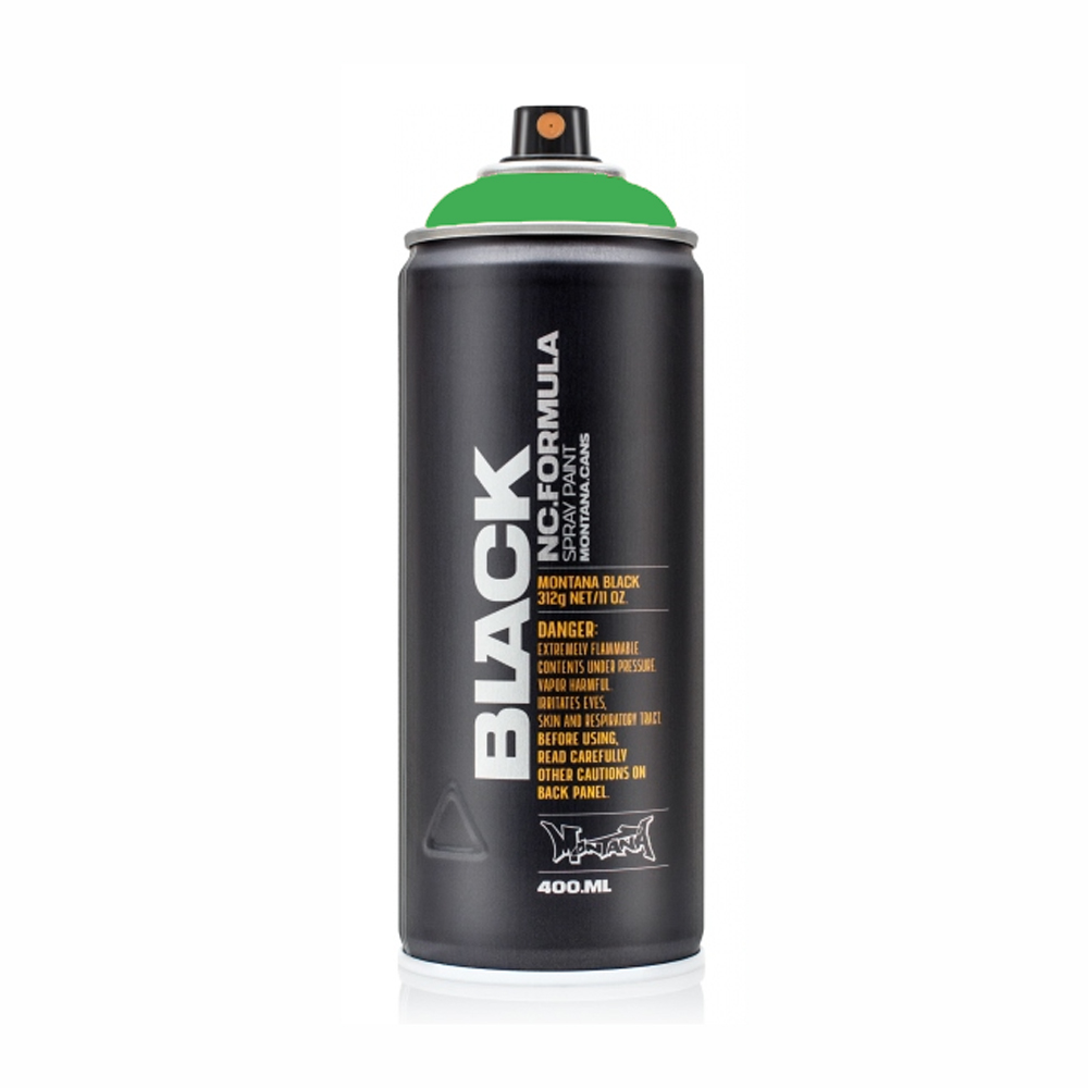 Montana Black 400Ml Revolt Green